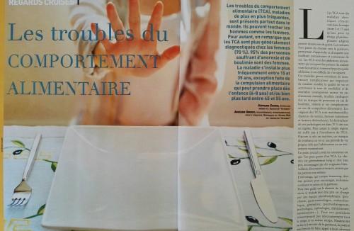 Article Sophrologie et TCA