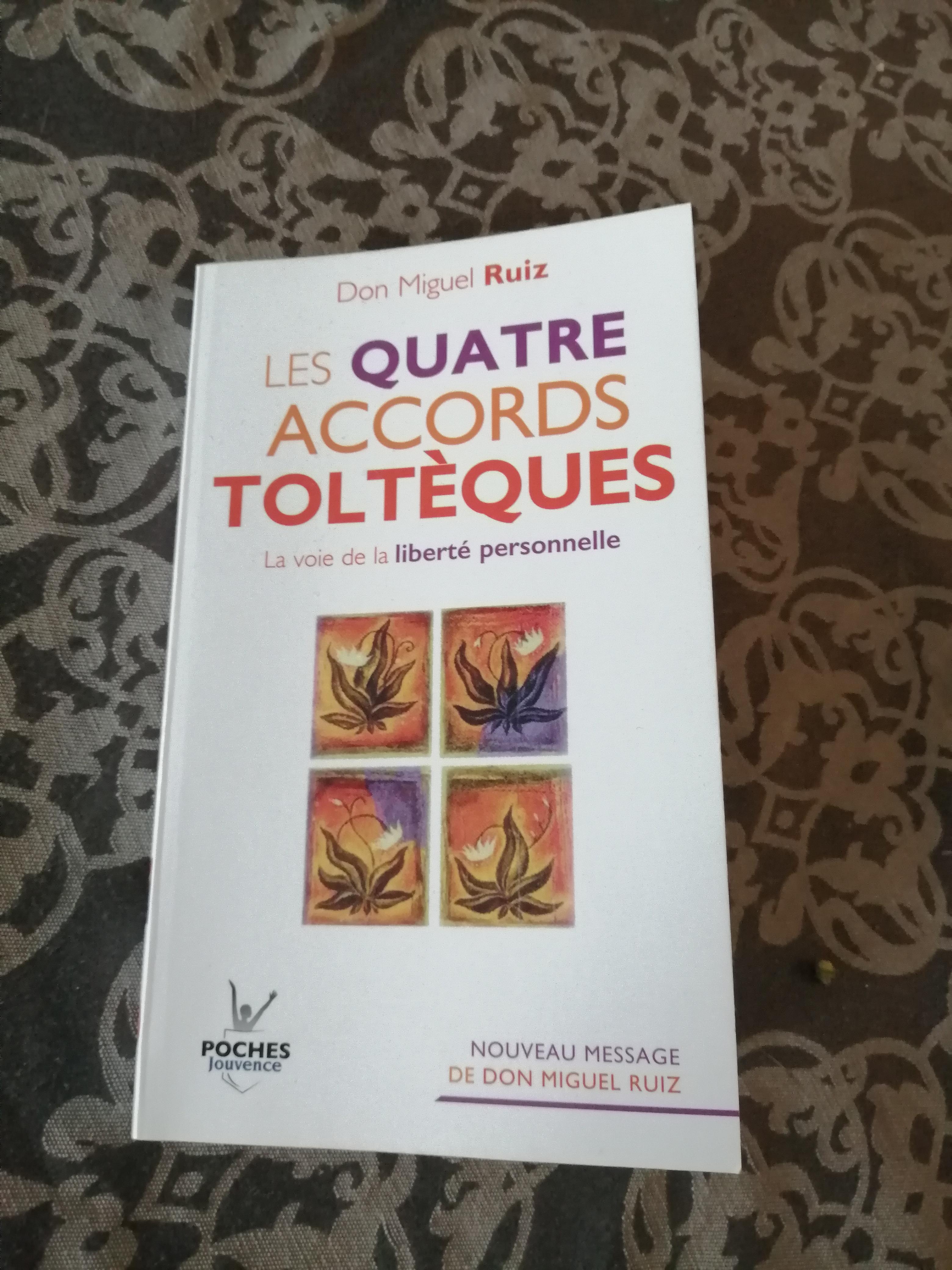 Quatre accords Toltèques